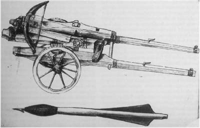 Picture Of Arcuballista Crossbow