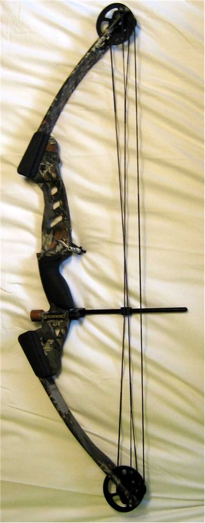 Picture Of Compound Bow