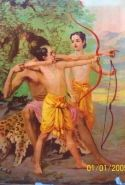 Picture Of Vishwamitra Archery Training